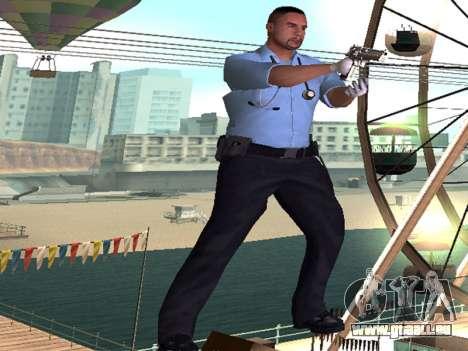Pack Medic pour GTA San Andreas quatrième écran