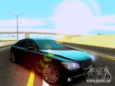 BMW 750li pour GTA San Andreas