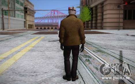 Jason Voorhees für GTA San Andreas zweiten Screenshot