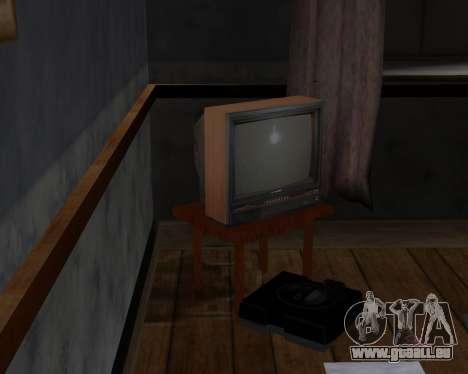 Colour television alpha TC- für GTA San Andreas dritten Screenshot