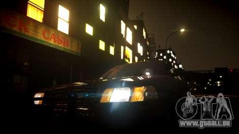 LibertyENB - Maximum Quality für GTA 4 Sekunden Bildschirm