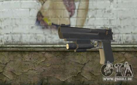 Desert Eagle from Modern Warfare 2 pour GTA San Andreas