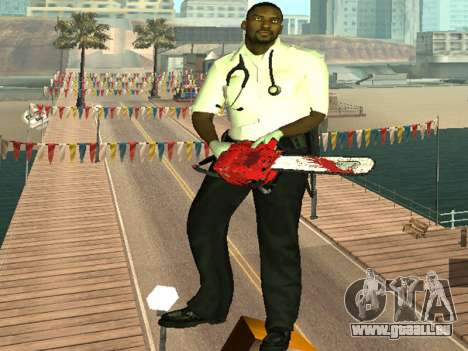 Pack Medic für GTA San Andreas sechsten Screenshot