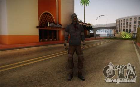 Hunter from Left 4 Dead 2 pour GTA San Andreas
