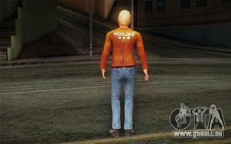 Woman Autoracer from FlatOut v1 für GTA San Andreas zweiten Screenshot