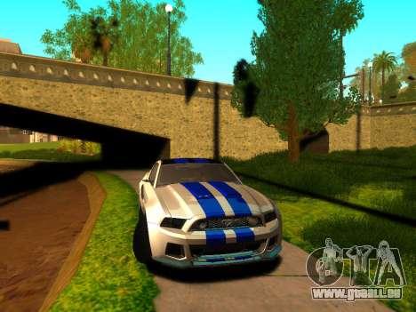 ENBSeries Realistic Beta v1.0 pour GTA San Andreas