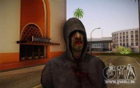 Hunter from Left 4 Dead 2 für GTA San Andreas dritten Screenshot