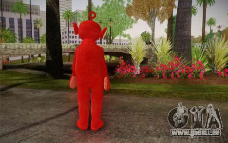 (Teletubbies) für GTA San Andreas zweiten Screenshot
