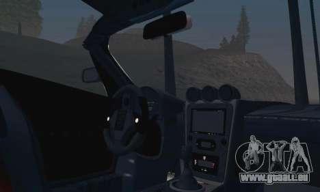 SSC Tuatara 2011 für GTA San Andreas rechten Ansicht