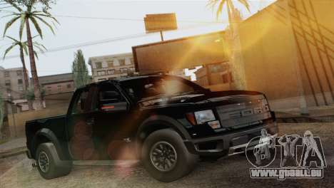 Ford F-150 SVT Raptor 2011 pour GTA San Andreas