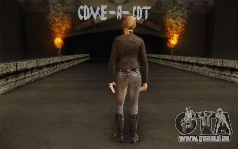 Alice Wake pour GTA San Andreas deuxième écran