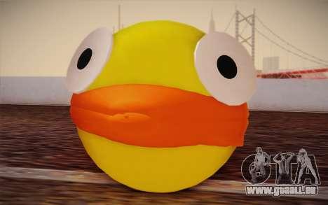 Flappy Bird pour GTA San Andreas troisième écran