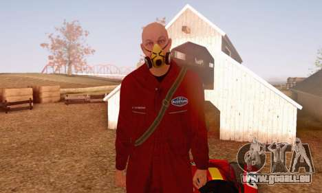 Bug Star Robbery No Cap pour GTA San Andreas