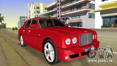 Bentley Arnage T 2005 für GTA Vice City