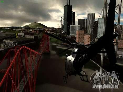 ENB Series by Makar_SmW86 [SAMP] pour GTA San Andreas cinquième écran
