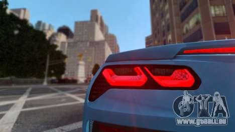 Advanced Graphics für GTA 4 achten Screenshot