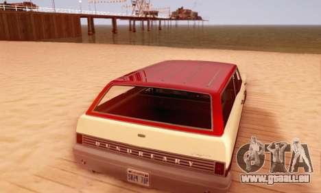 Dundreary Regina V1.0 pour GTA San Andreas moteur