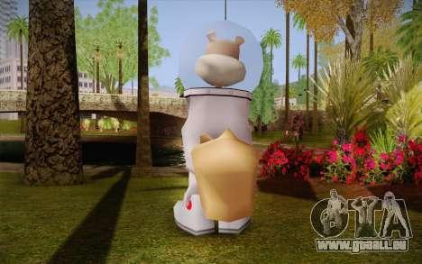 Sandy Cheeks für GTA San Andreas zweiten Screenshot