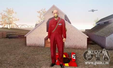Bug Star Robbery No Cap für GTA San Andreas zweiten Screenshot