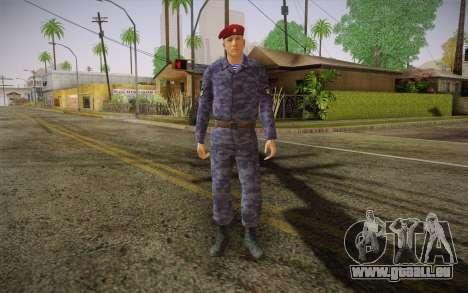 Berkut pour GTA San Andreas