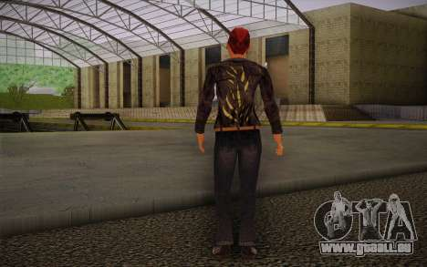Woman Autoracer from FlatOut v3 pour GTA San Andreas deuxième écran