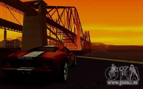 ENBSeries pour les faibles PC v2 [SA:MP] pour GTA San Andreas