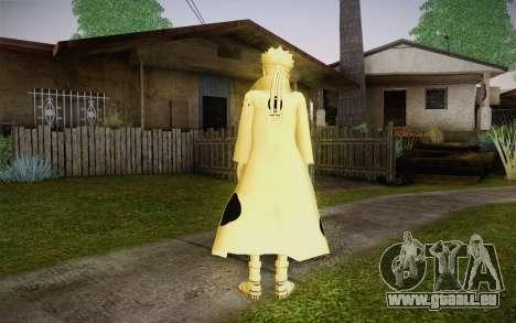 Naruto Kurama pour GTA San Andreas deuxième écran