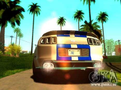 ENBSeries Realistic Beta v1.0 für GTA San Andreas zweiten Screenshot