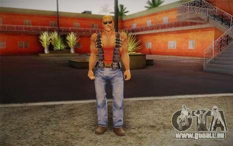 Duke Nukem pour GTA San Andreas