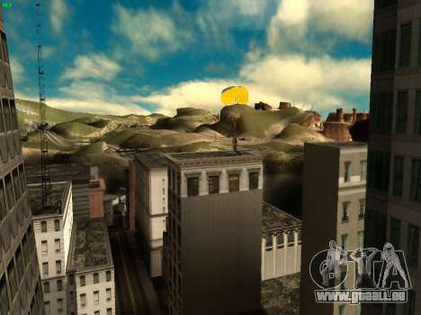 ENB Series by Makar_SmW86 [SAMP] pour GTA San Andreas sixième écran