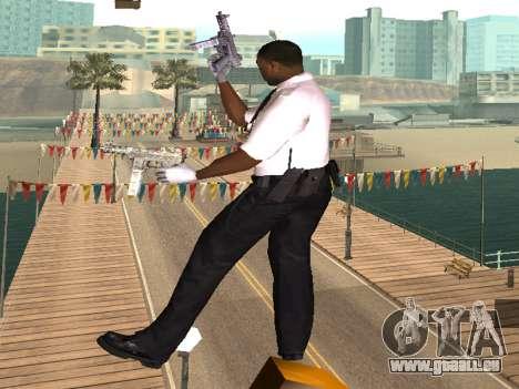 Pack Medic pour GTA San Andreas troisième écran