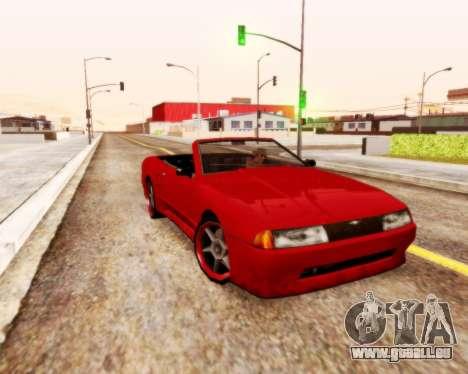 Elegie Cabrio v1.1 für GTA San Andreas