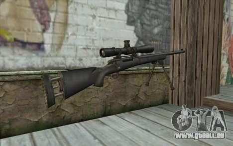 M-24 pour GTA San Andreas deuxième écran