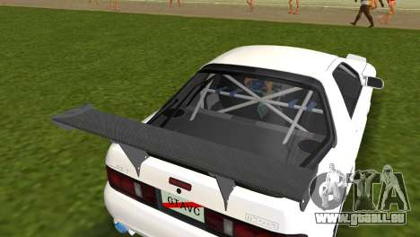 Mazda Savanna RX-7 III (FC3S) pour GTA Vice City vue arrière