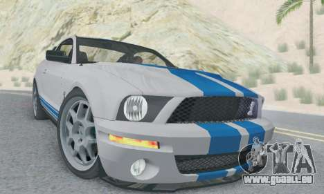 Ford Mustang GT für GTA San Andreas