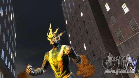 Elektro für GTA San Andreas zweiten Screenshot