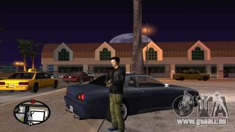 Retexturer pantalon de Binco pour GTA San Andreas