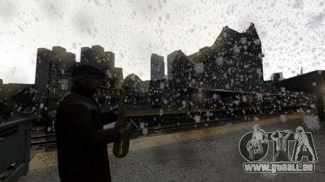 Advanced Graphics für GTA 4 sechsten Screenshot