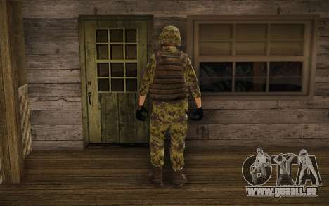 Sedena für GTA San Andreas zweiten Screenshot