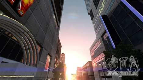 Advanced Graphics für GTA 4 siebten Screenshot