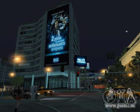 Office-TELE2 für GTA San Andreas