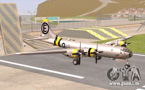 B-29A Superfortress pour GTA San Andreas