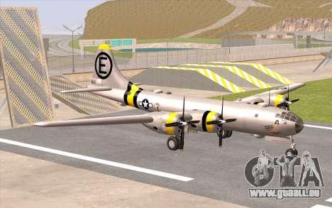 B-29A Superfortress für GTA San Andreas