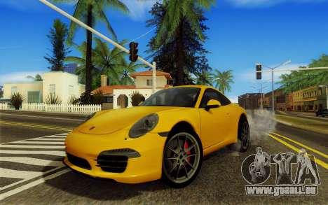 ENBSeries pour les faibles PC v2 [SA:MP] pour GTA San Andreas troisième écran
