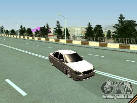 VAZ 2110-2170 für GTA San Andreas