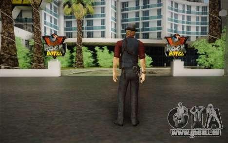 Ronan O'Connor из Murdered: Soul Suspec pour GTA San Andreas deuxième écran
