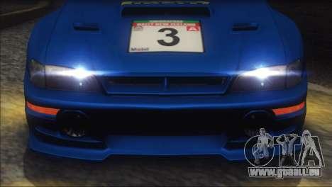 Subaru Impreza 22B STi 1998 für GTA San Andreas