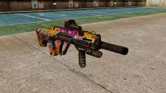 Автомат Steyr AUG-A3-Optik-Graffiti