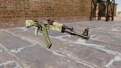Die AK-47 Green camo