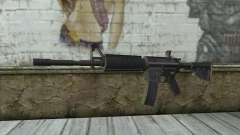 SGW M4 Rifle pour GTA San Andreas